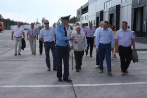 День чествования ветеранов таможенной службы 29.05.2017