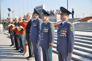 Присяга сотрудников Минской региональной таможни, приуроченная Дню таможенника