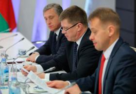 Протокол и Меморандум подписали руководители таможенного ведомства Беларуси и Службы доходов Министерства финансов Грузии