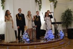 Рождественский бал в Могилеве