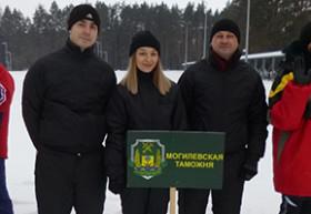Участие в чемпионате таможенных органов по лыжным гонкам
