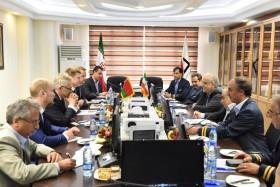 Двусторонняя встреча руководителей таможенных ведомств Республики Беларусь и Исламской Республики Иран