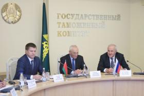 Возможность создания интегрированной и интеллектуальной систем контроля обсудили сегодня представители белорусской и российской таможен на заседании Коллегии Таможенного комитета Союзного государства