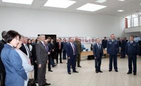 """Международная встреча в пункте пропуска """"Козловичи"""""""