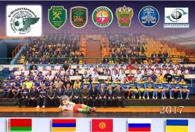 Открытие ХI Международного турнира-2017