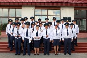 Поздравление действующих сотрудников с Днем ветерана таможенной службы