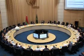 Первые итоги работы в условиях Таможенного кодекса ЕАЭС обсудили сегодня участники выездного заседания общественно-консультативного совета при ГТК