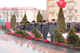 Участие в мероприятиях, посвященных Дню защитника Отечества и Вооруженных сил Республики Беларусь