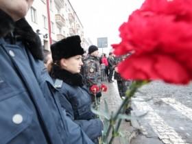 Праздничные мероприятия, посвященные 75-летию освобождения Гомельщины от немецко-фашистских захватчиков