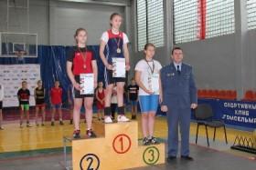 Гомельская таможня приняла участие в открытии областной спартакиады детско-юношеских спортивных школ по тяжелой атлетике среди юношей и девушек до 14 лет