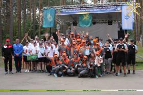 Минская центральная таможня заняла III место на XVI Республиканском туристическом слете
