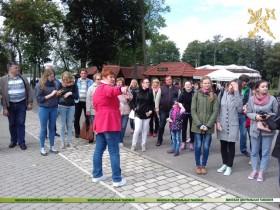 Экскурсионная поездка сотрудников Минской центральной таможни и членов их семей в Мир и Несвиж