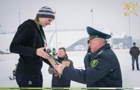 Чемпионат таможенных органов по лыжным гонкам