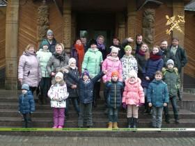 Экскурсионная поездка для сотрудников Минской центральной таможни и их детей в Березинский биосферный заповедник