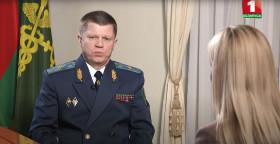 Председатель Государственного таможенного комитета Юрий Сенько // Разговор у Президента.
