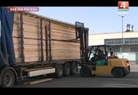 Сотрудниками Могилёвской таможни выявлено два факта незаконного перемещения свыше 38 м3 пиломатериалов