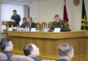 Заседание Коллегии по подведению результатов деятельности таможенных органов в 2018 году