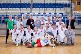 «Меркурий-ГТК» - обладатель Кубка Беларуси по футзалу!